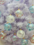 Christmas toys background. Stock Images