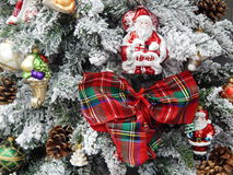Christmas toys background. September, 2013 Stock Images