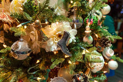Christmas toys. Royalty Free Stock Images