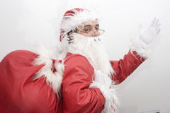 Christmas traditional Santa Claus Royalty Free Stock Photos
