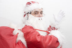 Christmas traditional Santa Claus Royalty Free Stock Image