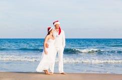 Christmas travel Stock Image