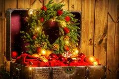 Christmas treasure Stock Photo