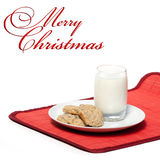 Christmas Treat Stock Images