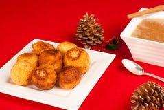 Christmas treat Stock Photos