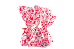 Christmas Treat Bags Stock Images