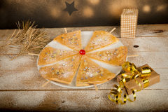 Christmas treat Royalty Free Stock Images