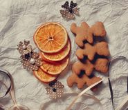 Christmas Treats Stock Photography