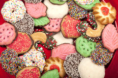 Christmas treats Royalty Free Stock Image