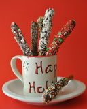 Christmas Treats Stock Images