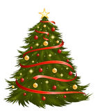 Christmas tree Royalty Free Stock Photos