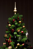 Christmas-tree Royalty Free Stock Images