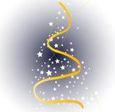 Christmas tree. An illustration of Christmas tree Royalty Free Stock Photo