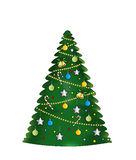 Christmas tree Royalty Free Stock Photography