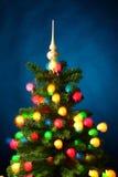 Christmas-tree Stock Photo