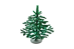 Christmas-tree Royalty Free Stock Image