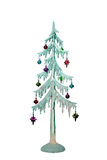 Christmas tree. This is the cropped image of Christmas tree decoration Stock Images