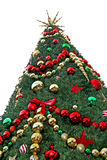 Christmas Tree. A close-up of a large Christmas Tree Royalty Free Stock Photos