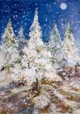 Christmas tree#14 stock photography