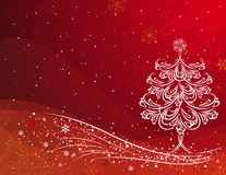 Christmas tree,  Royalty Free Stock Images