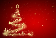Christmas Tree Royalty Free Stock Image