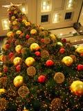 Christmas Tree. A beautifully decorated christmas tree Stock Photos
