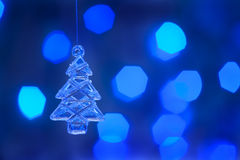 Christmas tree. Stock Photos