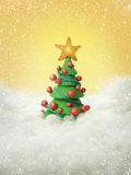 Christmas tree 2011 Stock Image
