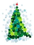 Christmas_tree Royalty Free Stock Photography
