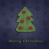 Christmas tree Royalty Free Stock Images