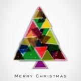 Christmas tree.  Royalty Free Stock Photography