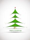 Christmas tree.  Royalty Free Stock Image