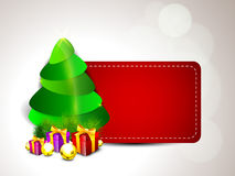 Christmas tree. Royalty Free Stock Photos