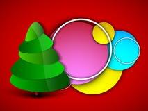 Christmas tree. Stock Photography