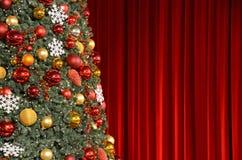 Free Christmas Tree Stock Image - 29505811