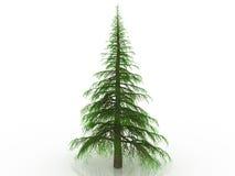 Christmas tree №3 Stock Photos