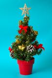 The Christmas-tree Stock Images