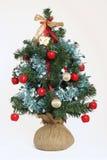 Christmas tree. On white background Stock Photography