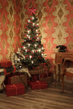 Christmas_tree2 Stock Fotografie