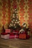 Christmas_tree стоковое изображение rf