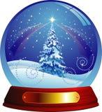 Christmas tree royalty free illustration