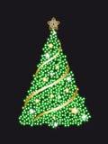 christmas tree Στοκ Εικόνες