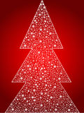 christmas tree Διανυσματική απεικόνιση