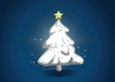 Christmas Tree royalty free illustration