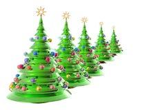 christmas tree Στοκ Φωτογραφίες
