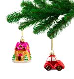 Christmas Tree And Toys Royalty Free Stock Image