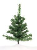 Christmas tree artificial. Stock Photo