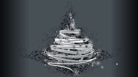 Christmas tree background. Beautiful christmas tree background for your business Royalty Free Stock Images