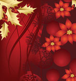 Christmas tree background. Royalty Free Stock Image