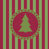christmas tree background Royalty Free Stock Image
